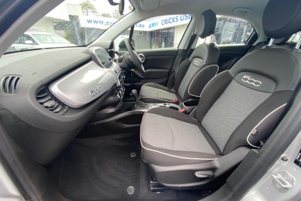 2018 Fiat 500x 334 Pop Wagon D Suv