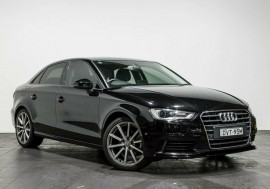 Audi A3 Attraction S tronic 8V MY14