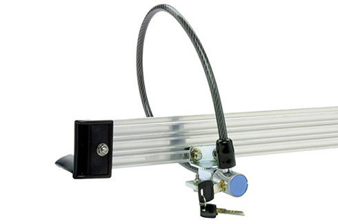 Carry Bars Rhino-Rack Ladder Lock
