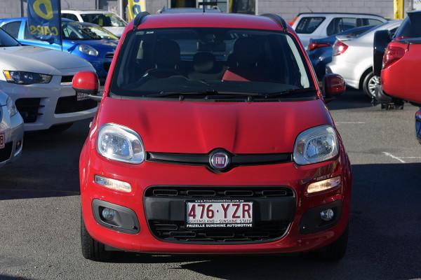 2013 Fiat Panda 150 Lounge Hatchback Image 3