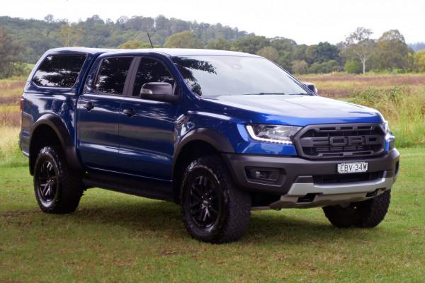 Ford Ranger Raptor PX MkIII 2019.0