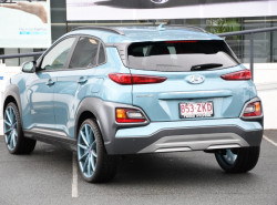 2019 MY20 Hyundai Kona OS.3 Elite Suv Image 3