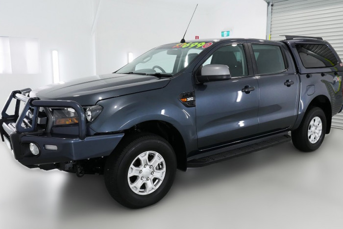 2016 Ford Px Ranger Xls P PX MkII XLS Utility Image 3