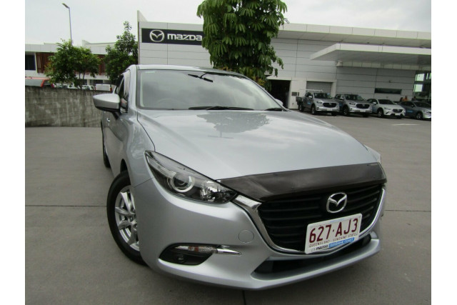 2018 Mazda 3 BN5278 Maxx SKYACTIV-Drive Sport Sedan