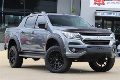 2016 MY17 Holden Colorado RG MY17 Z71 Utility Image 4
