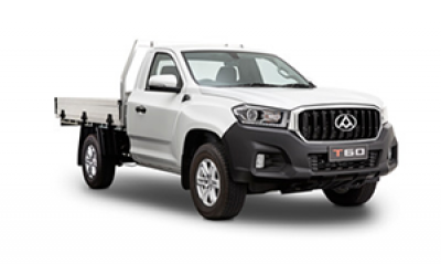 New LDV T60 Cab Chassis Ute