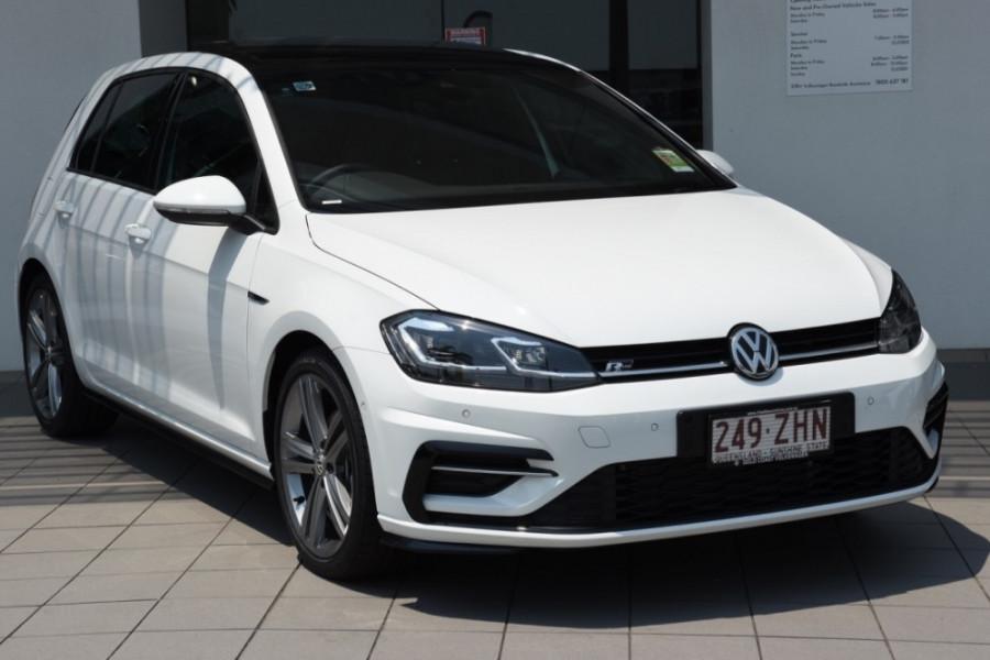 2019 MY19.5 Volkswagen Golf 7.5 110TSI Highline Hatchback