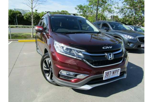 2016 MY17 Honda CR-V RM Series II MY17 VTi-L Suv