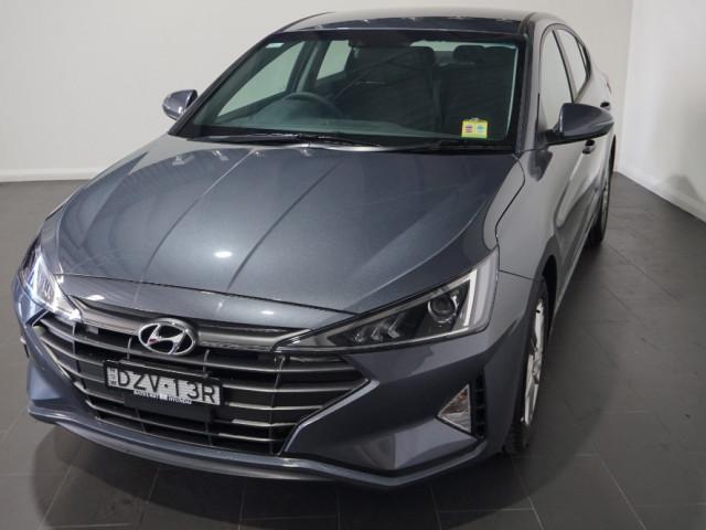 2018 MY19 Hyundai Elantra AD.2 Active Sedan