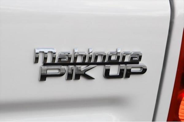 2020 MY19 Mahindra Pik-Up Dual Cab 4x4 S10 Black mHawk Utility Image 4