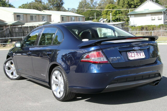 2011 Ford Falcon FG XR6 Limited Edition Sedan for sale in