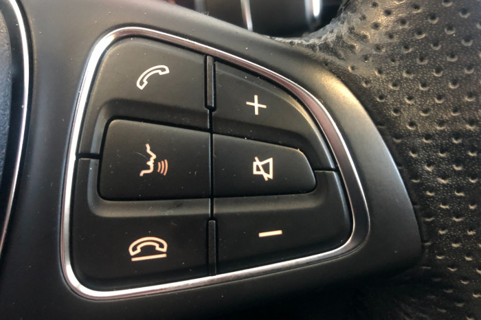 2018 MY08 Mercedes-Benz C-class W205 808MY C200 Sedan Image 12