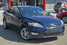 Ford Mondeo Zetec MC