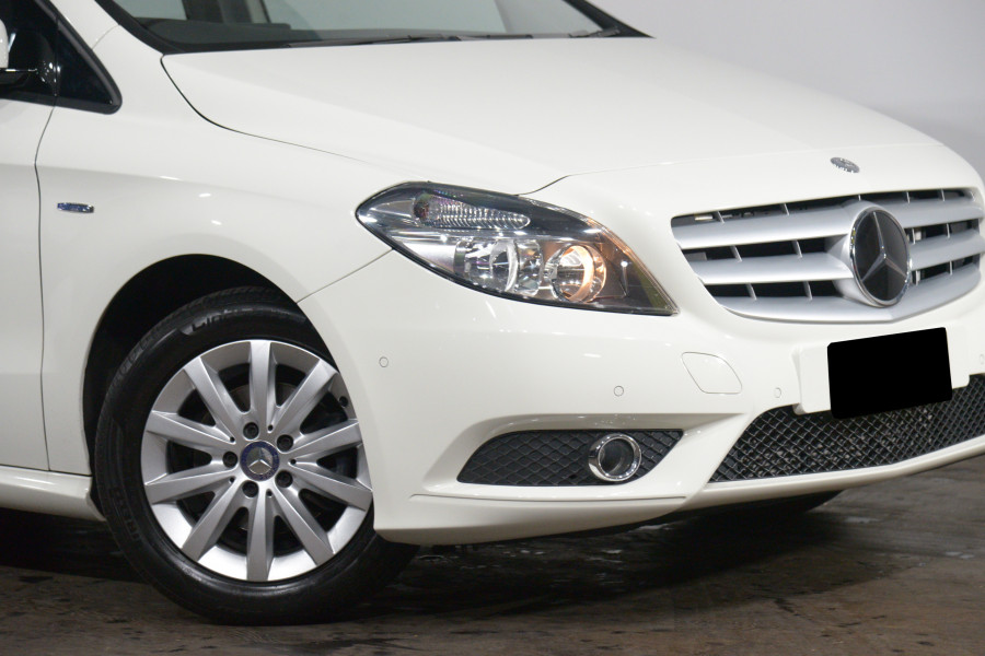 2012 Mercedes-Benz B180 Be
