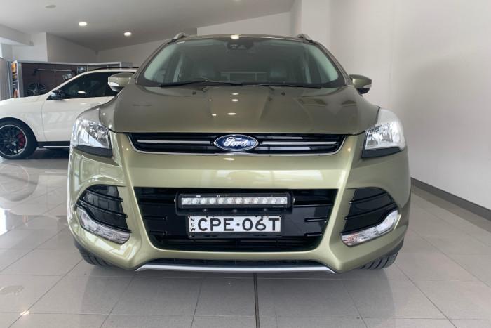 2013 Ford Kuga TE Trend Wagon