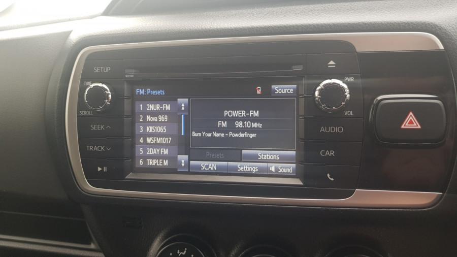 2016 Toyota Yaris NCP131R SX Hatch Image 17