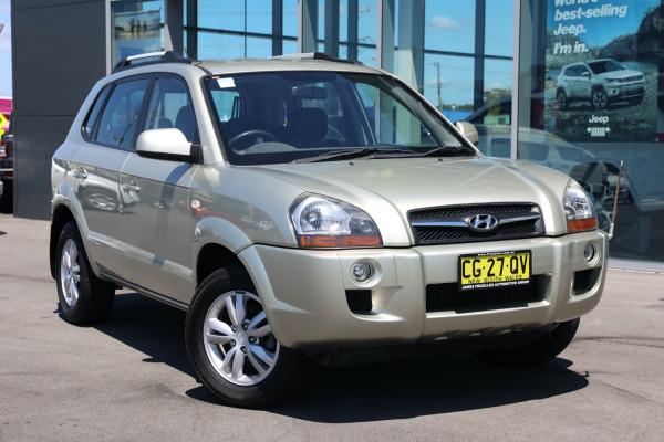 2009 Hyundai Tucson JM MY09 City Suv