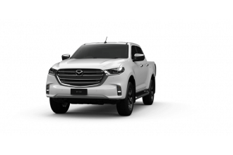 2020 MY21 Mazda BT-50 TF GT 4x4 Pickup Cab chassis Image 3