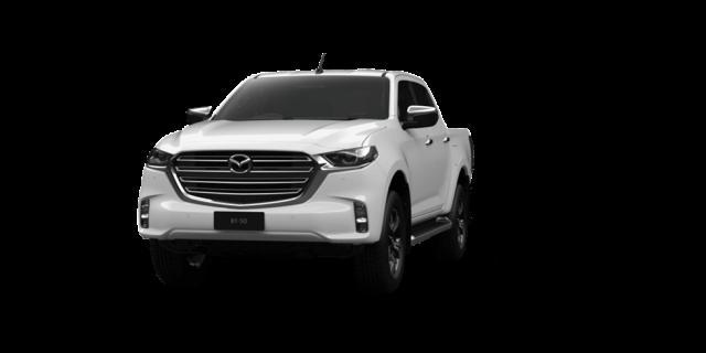 2020 MY21 Mazda BT-50 TF GT 4x4 Pickup Utility Mobile Image 3