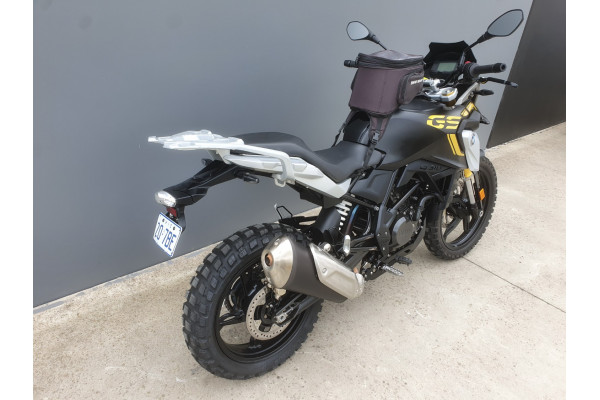 2021 BMW G 310 GS Motorcycle Image 2
