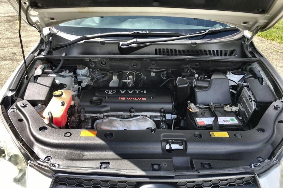 2009 Toyota RAV4 ACA33R MY09 CV Suv