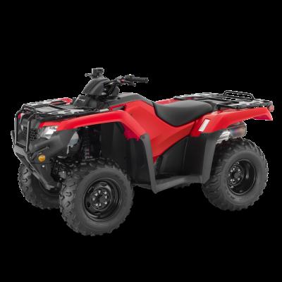 New Honda TRX420TM1L
