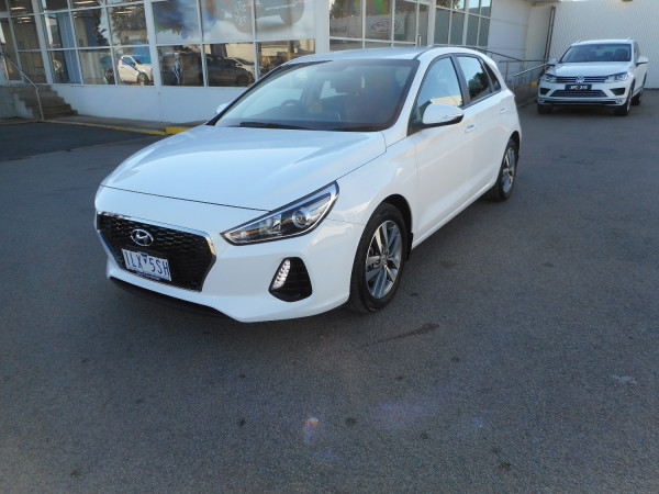 2017 MY18 Hyundai i30 PD Active Hatchback