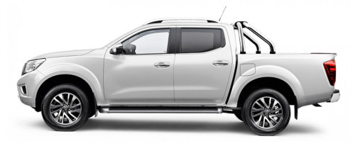 2017 Nissan Navara D23 ST-X 4X4 Dual Cab Pickup Utility
