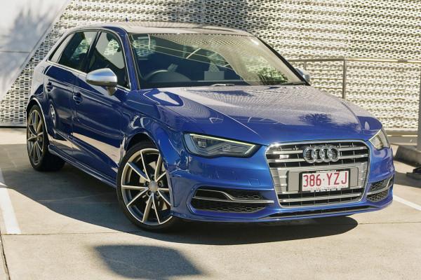 Audi S3 8V MY15