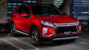 Eclipse Cross Vibrant and Confident