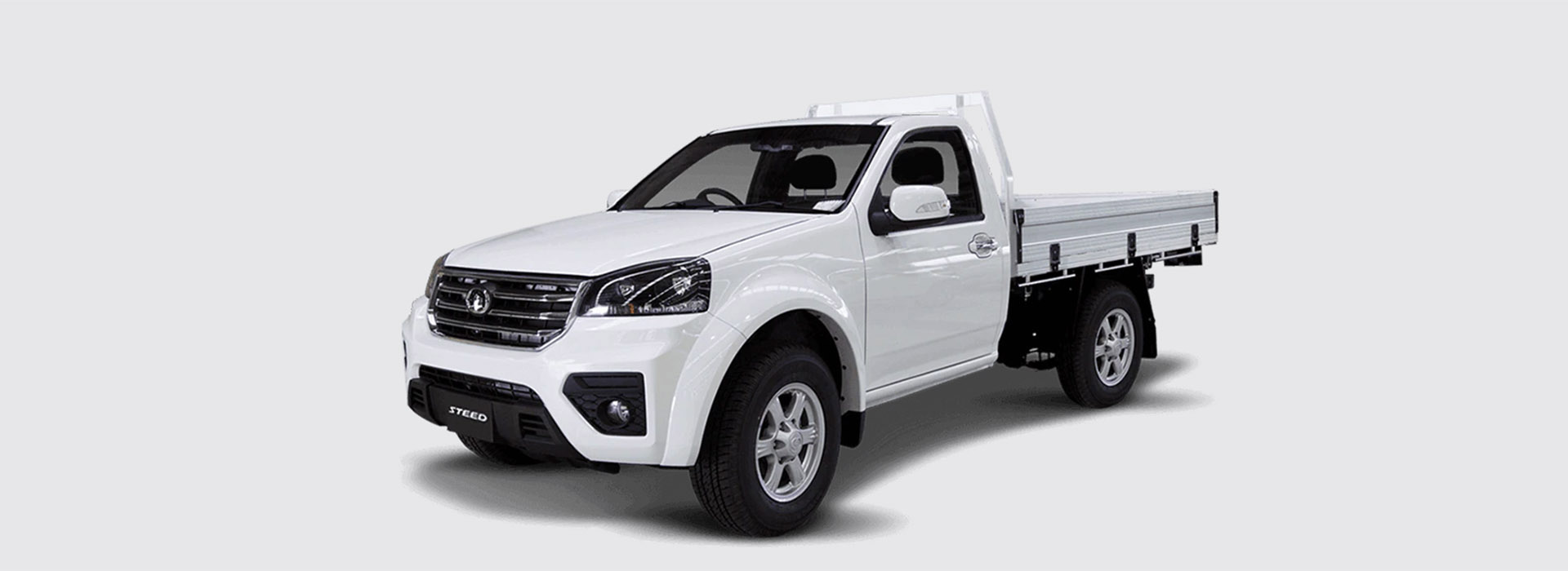 GWM Steed 4x2 and 4x4 Image