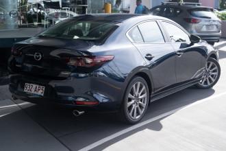 2020 Mazda 3 BP G25 Evolve Sedan Sedan Image 2