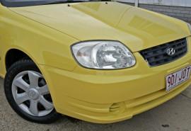 2006 MY04 Hyundai Accent LC MY04 GL Hatchback