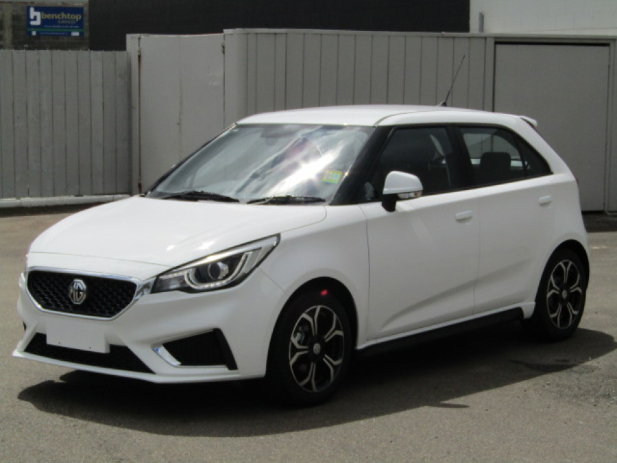 2020 MG 3 Excite Hatchback