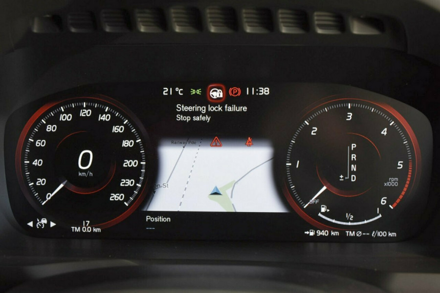 2018 MY19 Volvo XC90 L Series D5 R-Design Suv Mobile Image 10