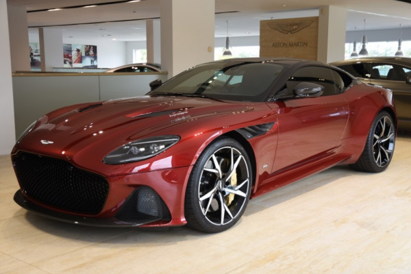 2019 Aston martin Dbs MY19 Superleggera Coupe Image 3
