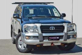 Toyota Landcruiser ALTITUDE VDJ200R MY12