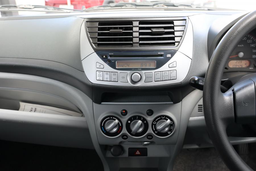 2009 Suzuki Alto GF GL Hatch Image 12