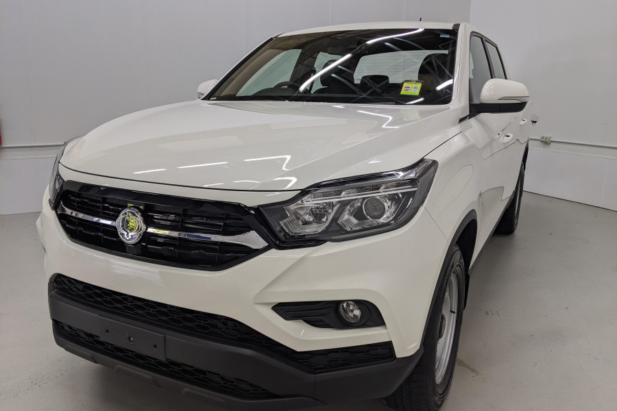 2020 SsangYong Musso Q200 EX Utility