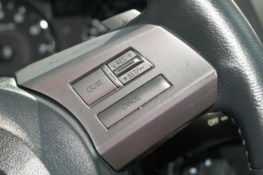 2011 Subaru Liberty B5 MY11 2.5i Lineartronic AWD Sedan