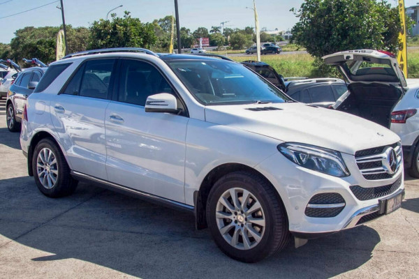 2017 Mercedes-Benz GLE350d 4Matic 166 MY17 Wagon Image 5