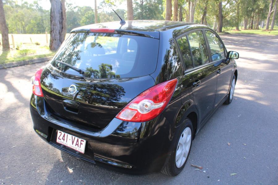 2011 Nissan Tiida C11 S3 ST Hatchback Image 8