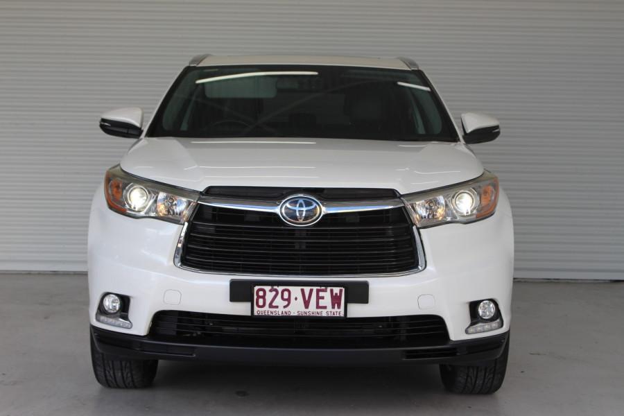 2014 Toyota Kluger GSU55R GRANDE Suv Image 3