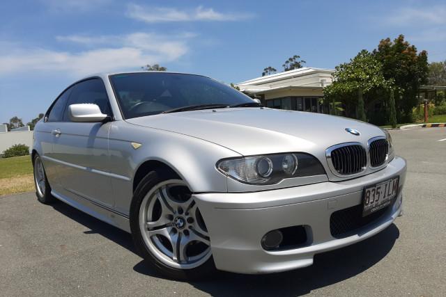 2004 BMW 3 Series E46  320Ci Coupe