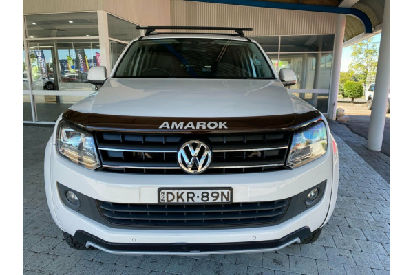 2016 Volkswagen Amarok 2H Atacama Ute Image 3