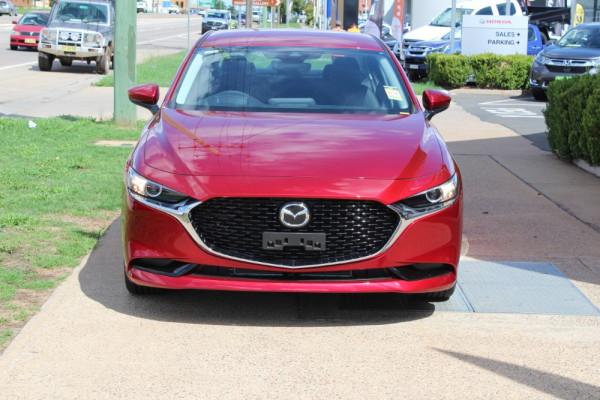 2019 Mazda 3 BP G20 Touring Sedan Sedan Image 2