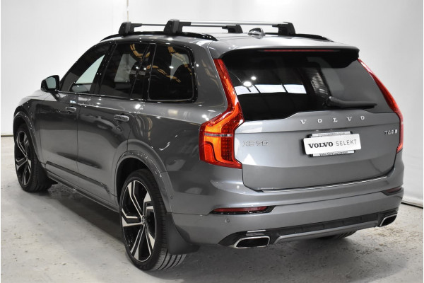 2020 Volvo XC90 (No Series) MY20 T6 R-Design Suv Image 2