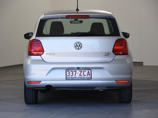 2014 MY15 Volkswagen Polo 6R MY15 81TSI Hatch