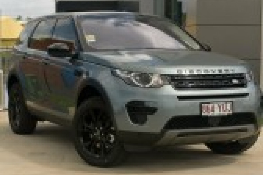 2018 MY19 Land Rover Discovery Sport L550 19MY SD4 Suv Image 1