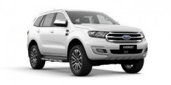 New Ford Everest